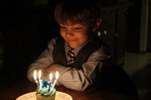 Joel's 4th Birthday